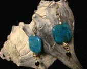 Beautiful Elegant Natural Stone Earrings