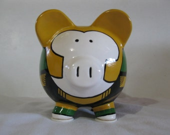 Loki piggy bank, Thor piggy bank, Personalized, Handpainted, Warrior Piggy Bank -  MADE TO ORDER