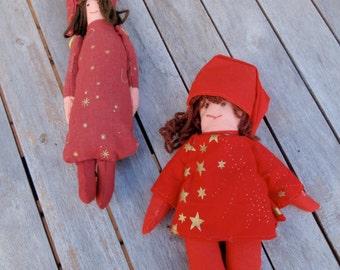Santa Claus girls