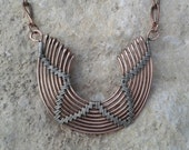 That Thing In The Desert necklace - Simplified Version - READY TO SHIP
