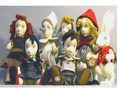 Every doll has its own name