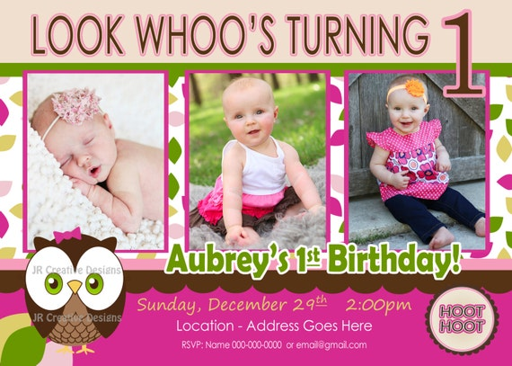 Birthday Ideas For Girl Turning 1 Image Inspiration of Cake and