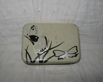 Bahlsen German Candy or Cookie Tin