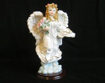 Vintage Angel Figurine