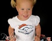 Parley Ray NFL Denver Broncos Twirling Skirt Cheerleader Football