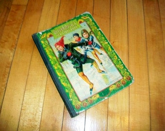 Oiver Optic's New Story Book For Children Vintage 1902