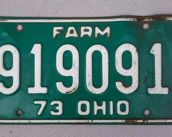 Free Ohio License Plate number Lookup using vin number check