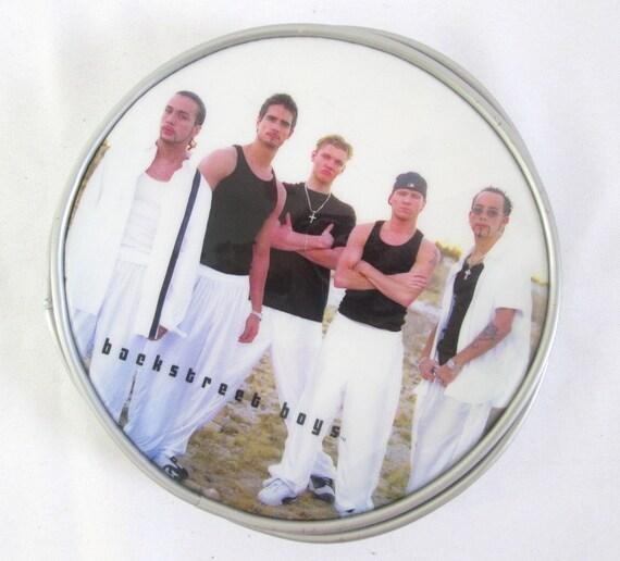 BACKSTREET BOYS CD Case