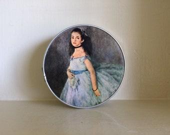 Lovely Girl Pocket Magnifying Mirror