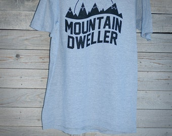 Mountain Dweller Shirt - Adult Size Medium