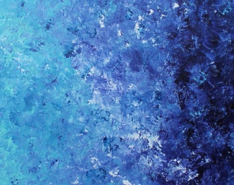 Original Painting, Abstract Painting, Textured Wall Art, Blue Painting, Canvas Painting, Modern Art,Large Wall Art,Art Deco,Contemporary Art