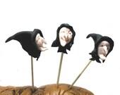 Halloween Tisch, Halloween Essen Halloween Figuren, Halloween-Küche, Halloween Geschenk. Halloween Ideen