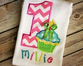Cupcake shirt-cupcake onesie-Cupcake birthday shirt-Birthday shirt-cupcake shirts for girls-girls birthday shirt