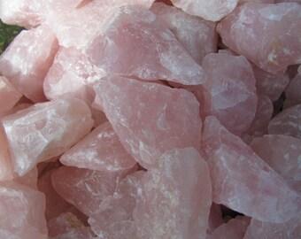 Rose Quartz Chunk W1