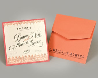 Save the Date - Wedding Laura Collection