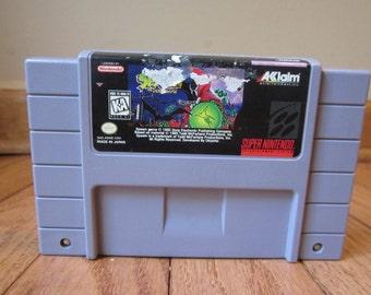 Spawn Game Cartridge Super Nintendo