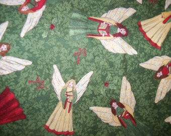 Choir of Angels,SSI Cotton Quilters Fabric 1 Yard