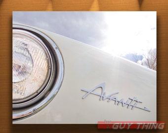 Car Photography, Studebaker Avanti, Car Picture, Automobile Art, Automotive Art, 5x7, 8x10, 11x14, 16x20, Murray Bolesta