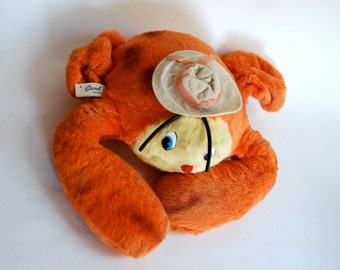 Vintage Stuffed Animal, Gund Creation, Crab, Plush
