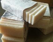 Peppermint Lard Soap
