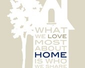 """What We LOVE Most - 8x10"""" - Digital Download - Mother's Day gift"""