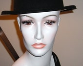 Fiberglass Display Mannequin....Real Eyelashes.... Womens Counter Display Head