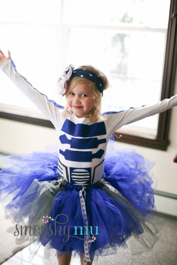 R2d2 Baby Costume Items similar to Girls...