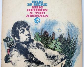 Eric Burdon & The Animals - Eric Is Here (SE 4433) 1967