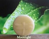 Moonlight Organic Natural  Lotion Bar - Pocket Size 2 oz.