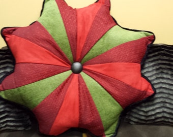 Christmas Floor Pillow.
