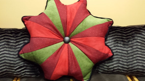 Christmas Floor Pillow.