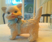 RESERVED for Missmarpletoo Large Edward Mobley Squeak Kitty Cat