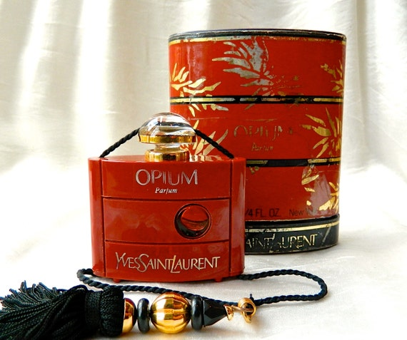 Vintage Opium Perfume By Yves Saint Laurent 7 5 Ml 26 Oz