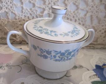 Sugar Bowl, Vintage Sango Cina Sage 3785  Sugar Bowl with Lid :)Vintage China, Vintage Dishes, Vintage Kitchen, Vintage  Tableware,