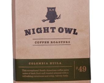 Colombia Huila - medium roast - 12oz. - Hand crafted coffee - Portland, OR