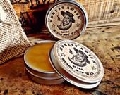 SLICK Beard Wax - 100 % Natural and Organic - Honest Amish