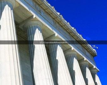 "Washington DC ""Lincoln Memorial"" Fine Art Photograph"