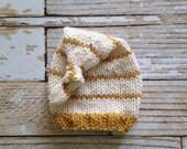 Newborn Knit Nightcap