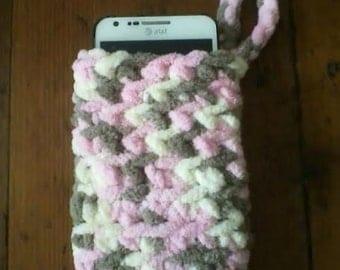 Case Cell Phone Crochet