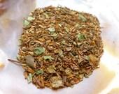 1 oz  Almond Twilight -  Rooibos Tea - Almond loose leaf tea