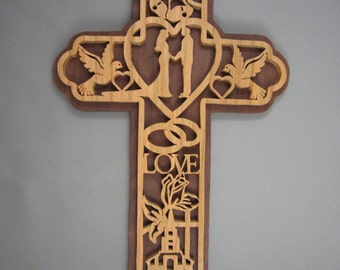 Wedding Cross