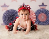 American Stars - Vinyl Photography Backdrop Floordrop Prop