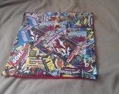 Marvel Comics Throw Pillow Case