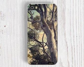 Vintage Trees Print iPhone 5s Case, iPhone 7 case, iPhone 7 plus case, iphone 6s case, iphone 6 plus case