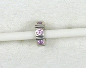 Authentic Pandora Trinity Pink CZ Spacer/Everythingoff20 Coupon  Code