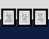 Harry Potter Birthday Albus Dumbledore Quotes Happiness Can Be Found We Must All Face Harry Potter Nursery Harry Potter Inspired Room Art