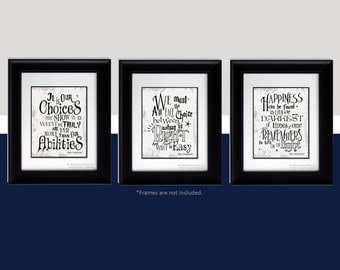harry potter zitate albus dumbledore zitate gl ck finden wir. Black Bedroom Furniture Sets. Home Design Ideas