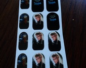 DAVID BOWIE LABRYNTH nail decals