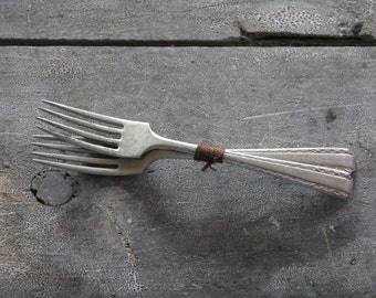 vintage williams silver plate forks, craft diy supply