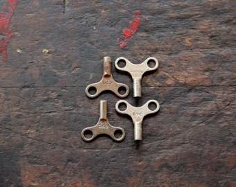 vintage taylor blank skeleton wing keys - Germany  670 uncut.  ONE Key